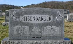 Leona <I>Simmons</I> Pitsenbarger