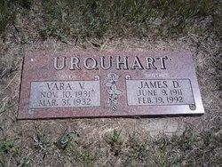 James David Urquhart