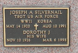 Dorothy J Silvernail