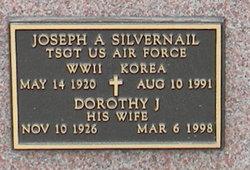 Joseph A Silvernail