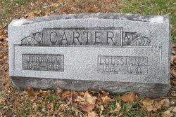 Lousiana <I>Osborn</I> Carter