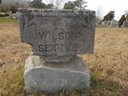 Wilson Settle