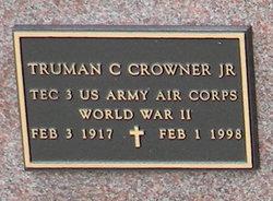 """Truman C. """"Joe"""" Crowner, Jr"""