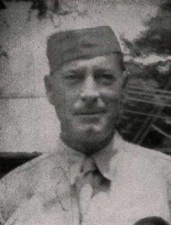 Sgt Charles A McGill