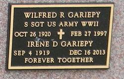 Wilfred R Gariepy