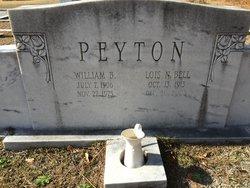 Lois Netherae <I>Bell</I> Peyton