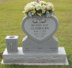 Beverly Kay <I>Shearer</I> Claybourn
