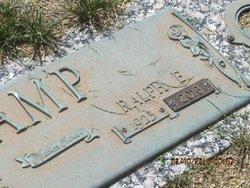 Ralph Edward Lamp