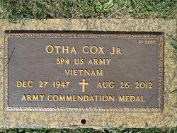 Otha Cox, Jr