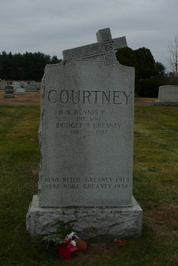Bridget T. <I>Greaney</I> Courtney
