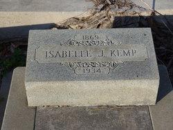 Isabelle Janette <I>Weatherford</I> Kemp