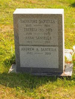 Theresa <I>Damico</I> Santella