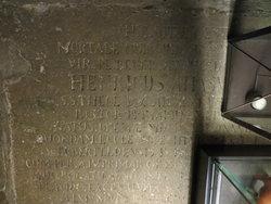 Henricus Ahas---