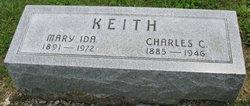 Mary Ida <I>Green</I> Keith