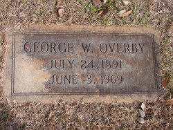 George Washington Overby