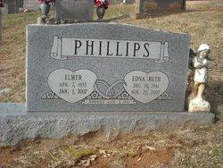 Edna Ruth <I>Sanders</I> Phillips