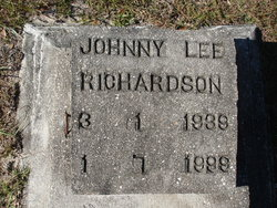Johnny Lee Richardson