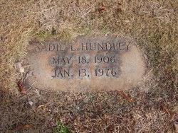 Sadie L. Hundley