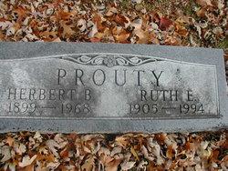 Ruth E. <I>Kraft</I> Prouty