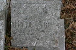 Gertrude Gibbens