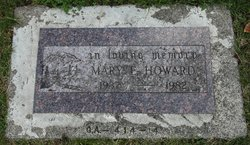 Mary E Howard