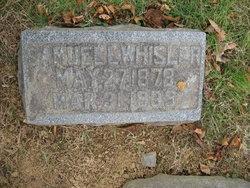 Samuel Lewis Whisler