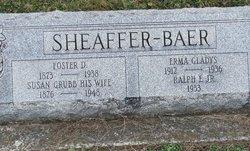 Susan Fannie <I>Grubb</I> Sheaffer