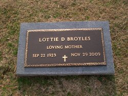 Lottie Dale <I>Hale</I> Broyles