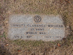 Emmett Clarence Wheeler