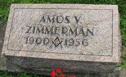 Amos V Zimmerman