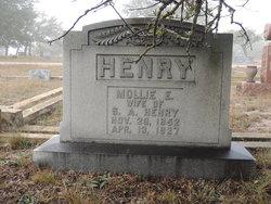Mollie E. Henry