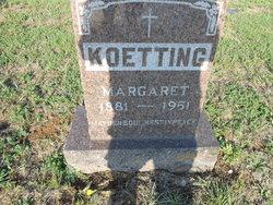 Margaret Maggie <I>Talken</I> Koetting