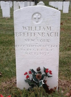William Breitenbach