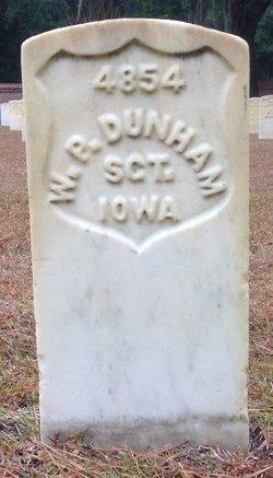 Sgt William Pugh Dunham