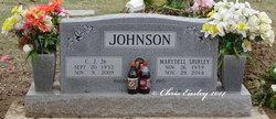 PVT C. J. Johnson, Jr