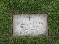Edward F Czajka