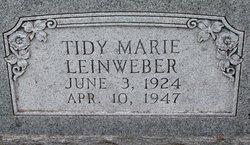 Tidy Marie Leinweber
