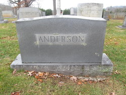 Sue Emma <I>Carter</I> Anderson