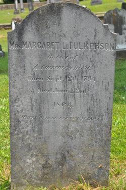Margaret Laughlin <I>Vance</I> Fulkerson