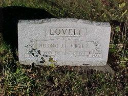 Virgie Thelma <I>Cottrill</I> Lovell
