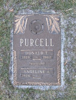 Donald T Purcell
