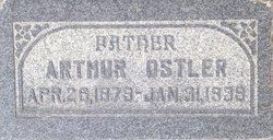 Arthur Lavell Ostler