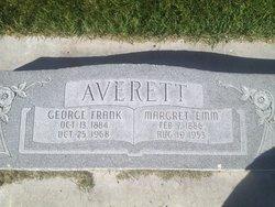 Margaret Emily <I>Nelson</I> Averett
