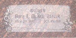 Amy Elizabeth <I>McKee</I> Ostler