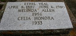 Melinda <I>Honore</I> Allen