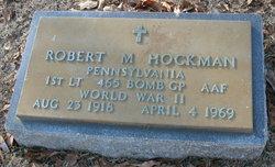 Robert M. Hockman