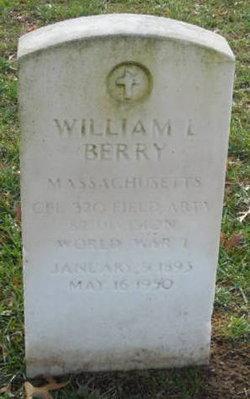 William L Berry