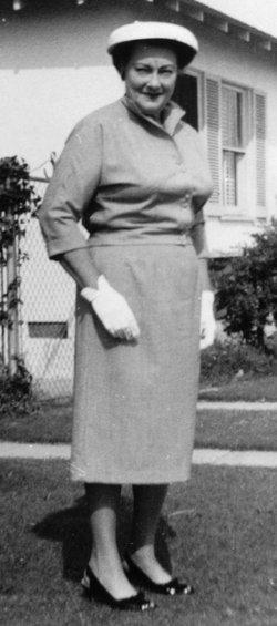 Katherine Ethel <I>Adamson</I> Moore