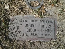 Jeannie Frances Griego-Kearns