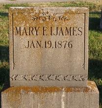 Mary Frances <I>Sutton</I> Ijames